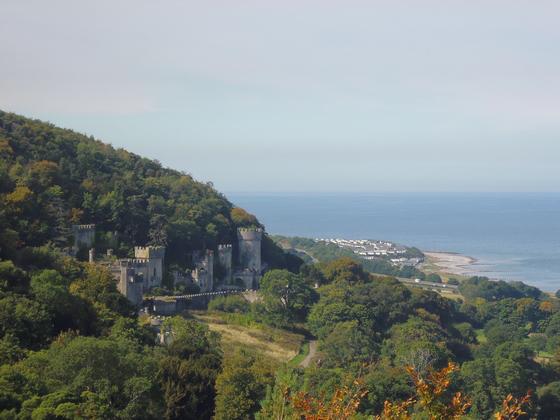 Abergele – Gwrich Castle